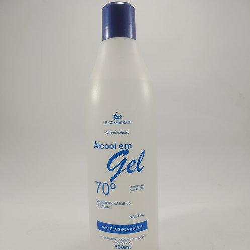 Álcool Gel 70% 500ml