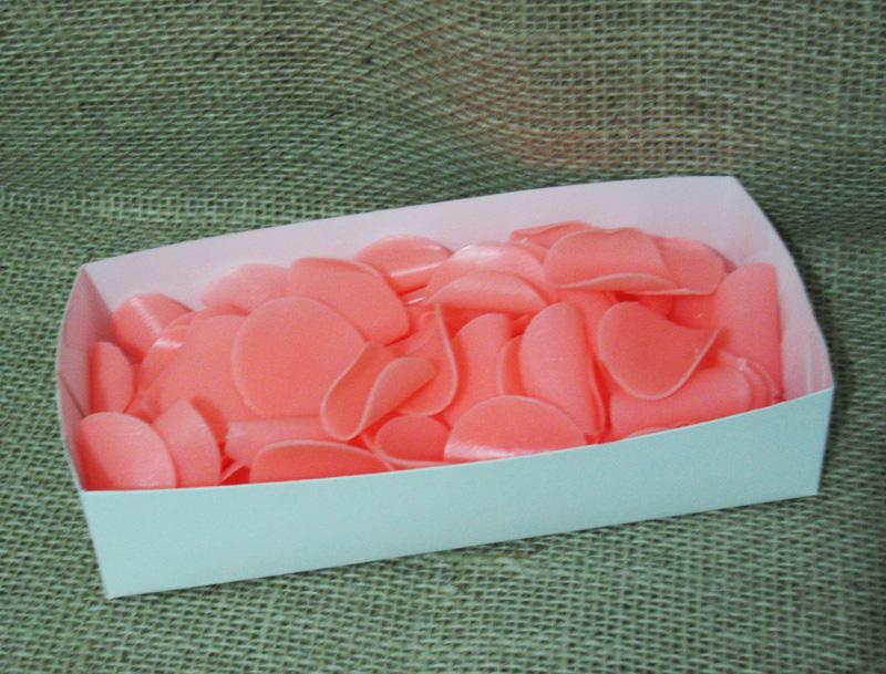 Pétalas de Prata Salmon Rose Lavanda