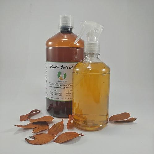 Prata Coloidal 100 Ppm 1L Naturals + BORRIFADOR 100 ppm 500 ml