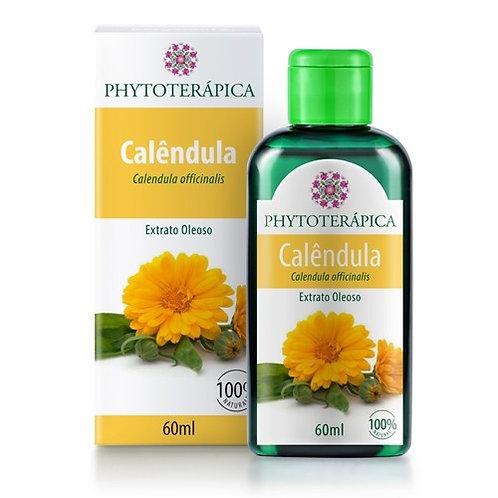 Óleo Vegetal de Calêndula 60ml Phytoterápica