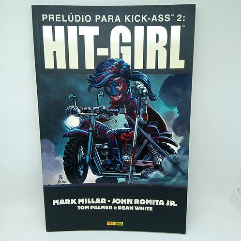 Hit-Girl: Prelúdio Para Kick-Ass 2