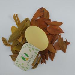 Sabonete com ouro coloidal