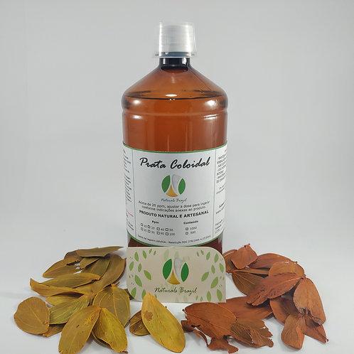 Prata Coloidal 100 Ppm 1L Naturals + BORRIFADOR