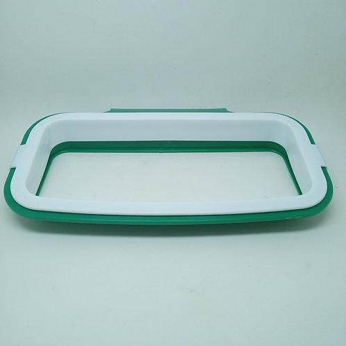 Lixeira Acoplável Para Cozinha Suporte Saco De Lixo Gaveta