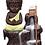 Thumbnail: Incensário Buda Modelo Cascata + 6 Incenso de Cones