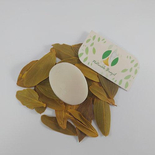 Sabonete Artesanal com Prata Coloidal 100% Vegetal/ Vegan 90gr