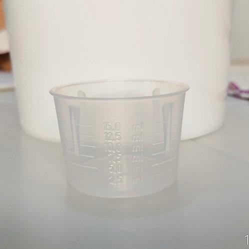 Copo medida 15 ml Rosca 28