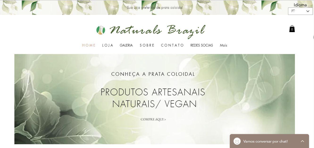 Loja Naturals Brazil