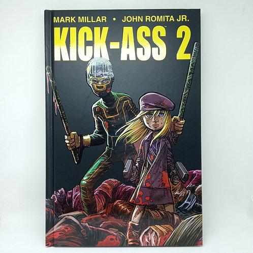 Kick-Ass 2 - Volume 2 (Português) Capa dura