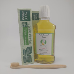 Kit de Higiene Bucal Naturals Brazil