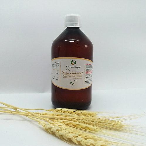 OC - Ouro Coloidal 80 ppm 500 ml Emb. Vidro