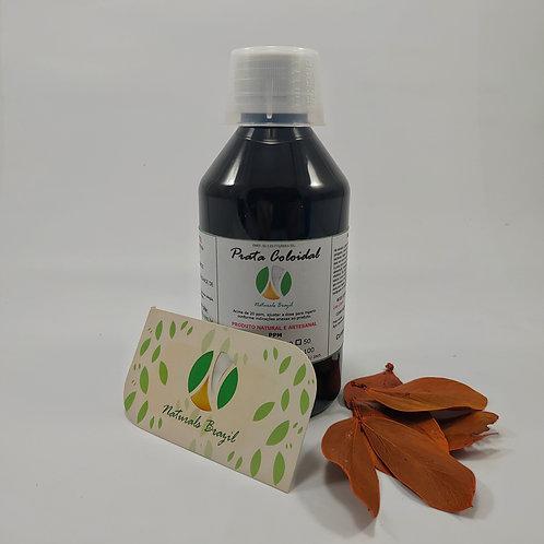 QE - Prata Coloidal 25 Ppm 250 ml Naturals