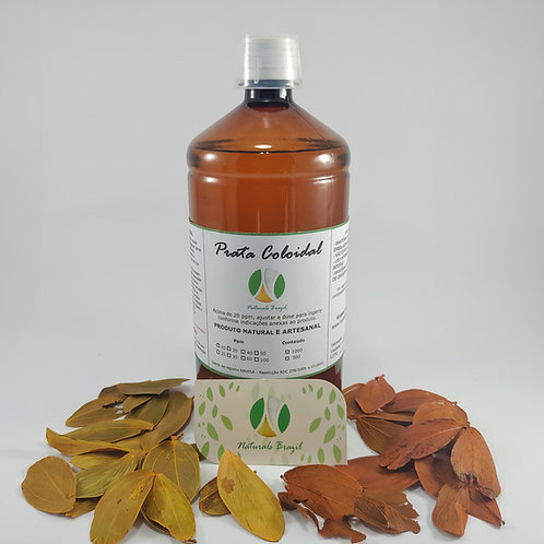 Prata Coloidal 50 Ppm 1L Naturals (Adequar a dose para 20ppm)