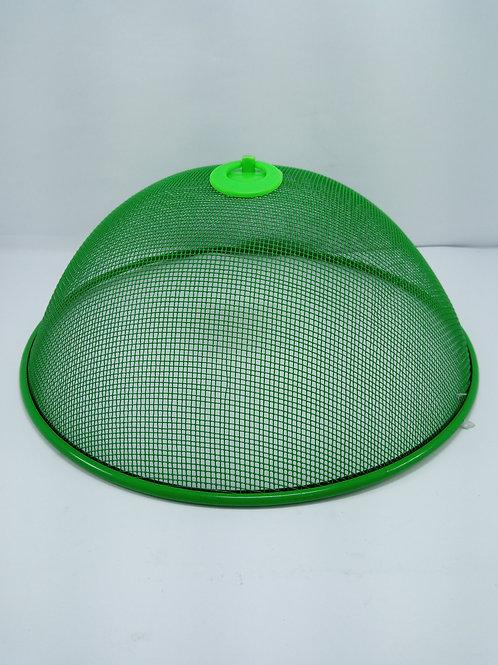 Tela Protetora Para Alimentos Metal Redonda 28cm Diâmetro