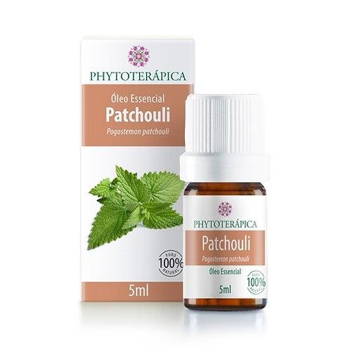 Óleo Essencial de Patchouli 5ml Phytoterápica