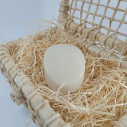 Sabonete Artesanal Prata Coloidal de Coco 100 gr