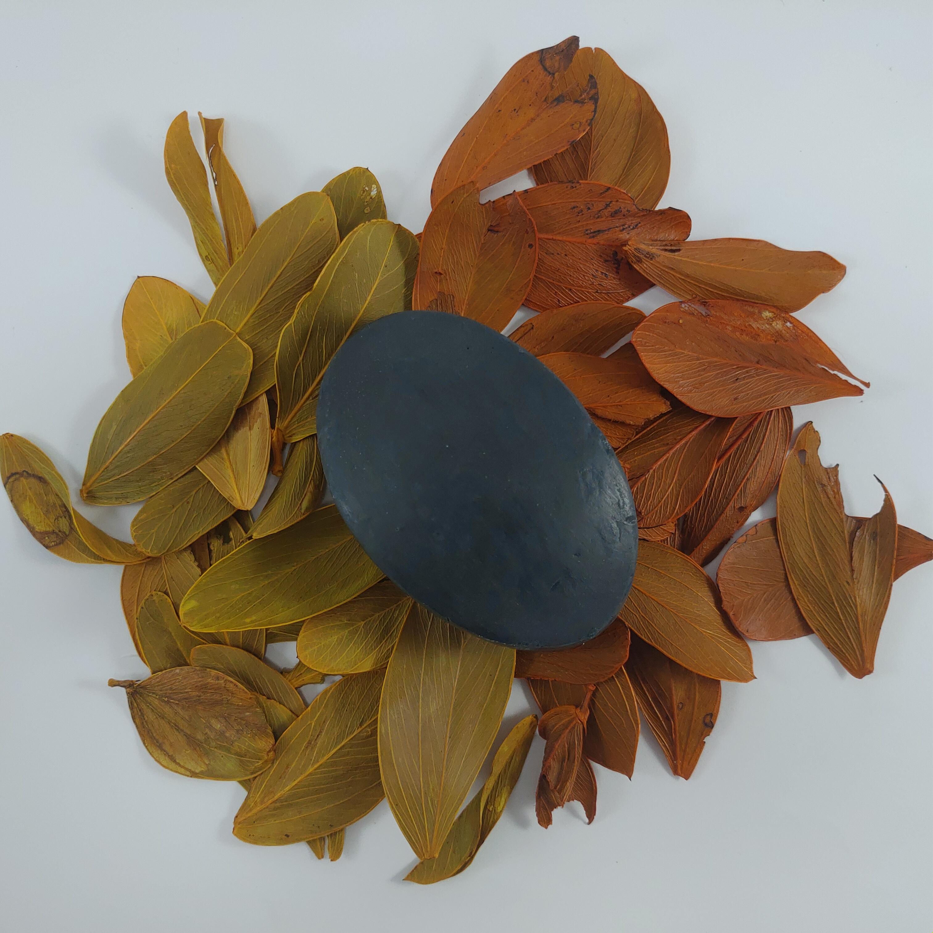 Sabonete 100% vegetal 100 gramas com prata coloidal e carvão0903_192055