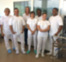 steriswiss, equipe, sterilisation medicale, sterilisation geneve