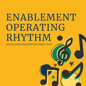 Feel the Rhythm: Defining an Operating Rhythm (Template Included)