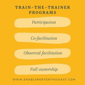 TTT: Train the Trainer