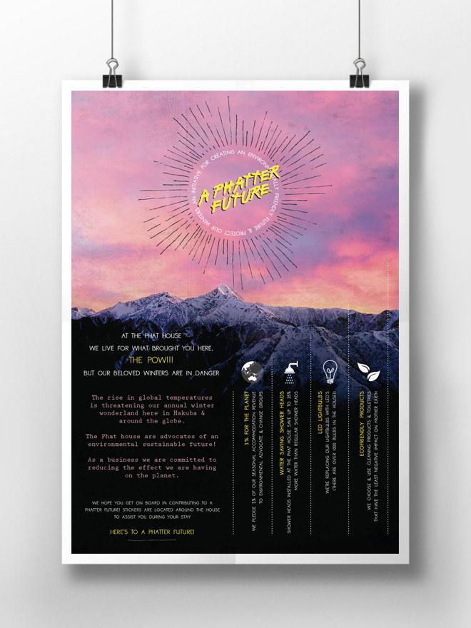 Poster Design // Print Production