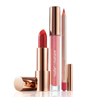 Lip Collection Launch | NUDE BY NATURE