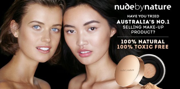 Nude by Natire for Chemist Warehouse Digital