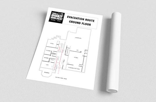 Floor Plan Design // Building Plans