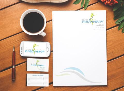 Logo Design // Stationary Design