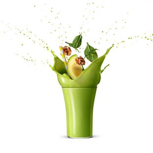 Splash Juice Campaign