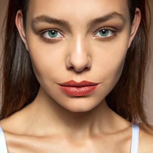 Satin Liquid Lip Campaign // NUDE BY NATURE