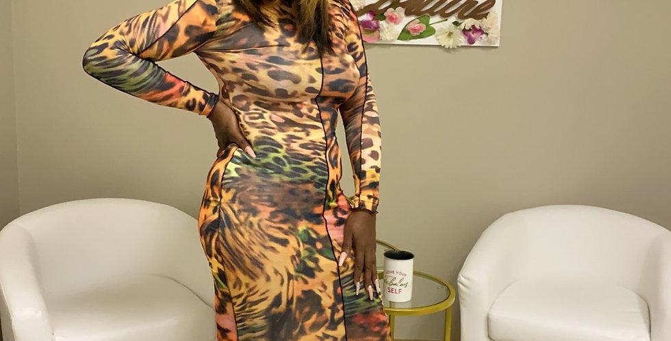 Jungle Fever Dress