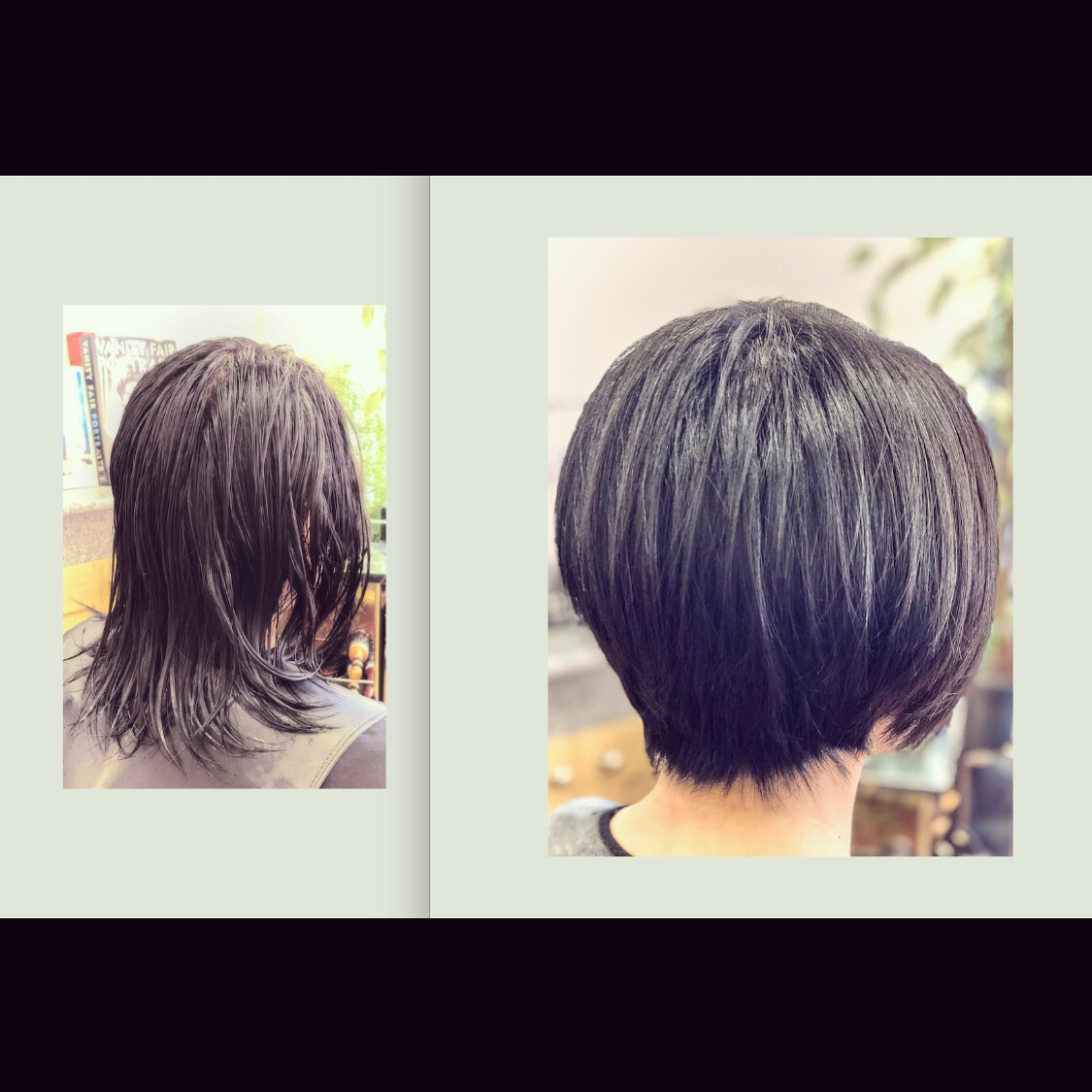 Medium to short | TOKITO Hair