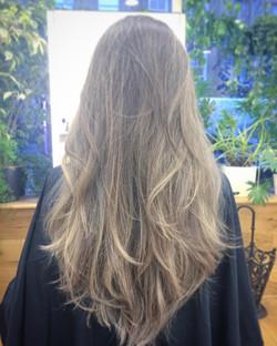 Long hair balayage | TOKITO Hair