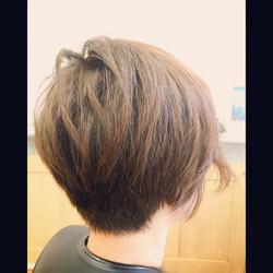 Ladies short haircut  | TOKITO Hair