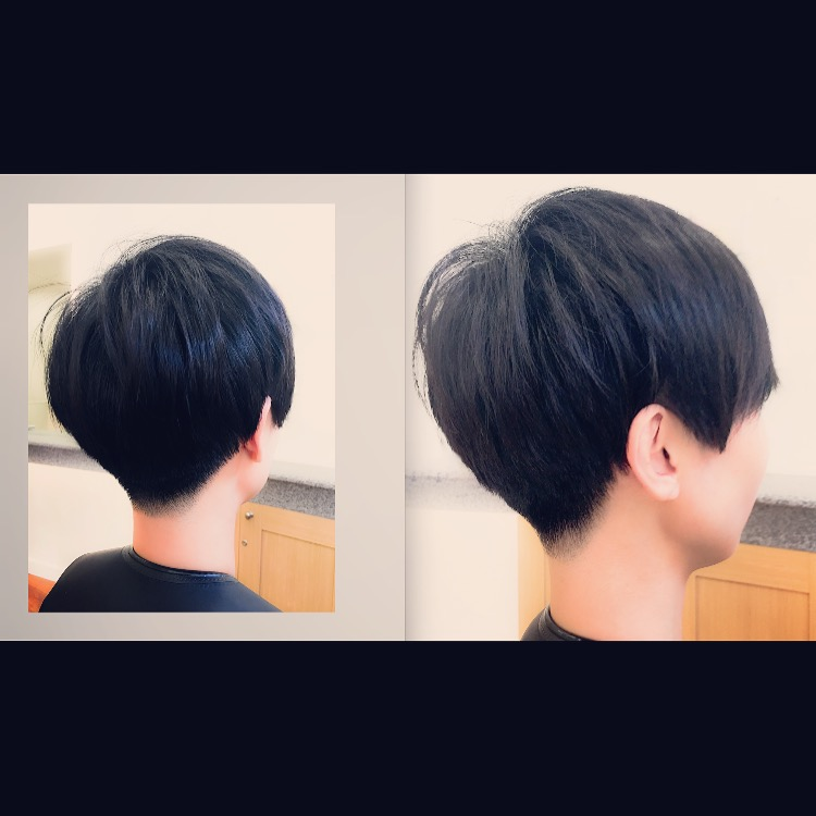 short haircut  | TOKITO Hair