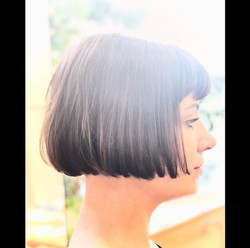 One lengths bob haircut