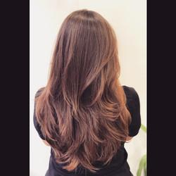 Layered Long hair | TOKITO Hair