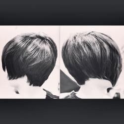 Short haircut  | TOKITO Hair