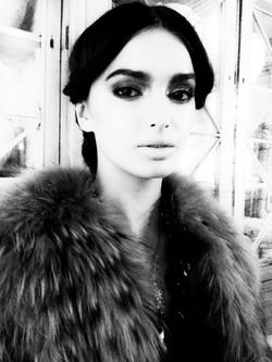 Editorial fashion shoot in London