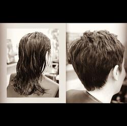 Style change | TOKITO Hair