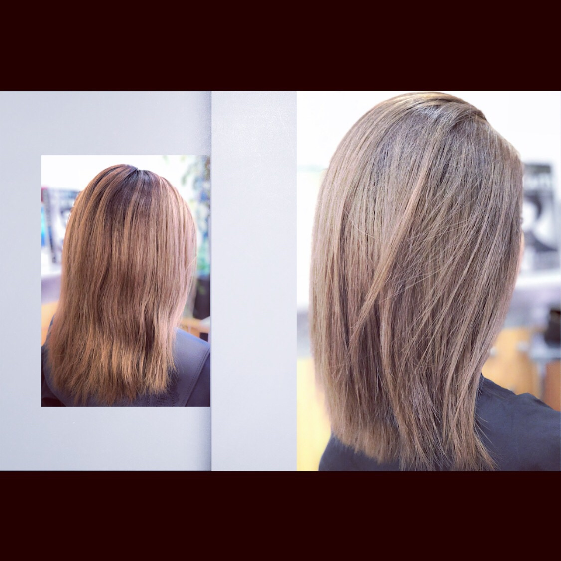 Long bob Haircut | TOKITO Hair