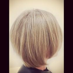 Blonde highlights  | TOKITO Hair