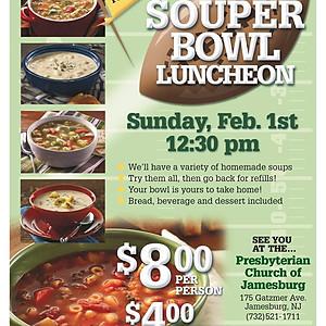 Souper Bowl Lunch