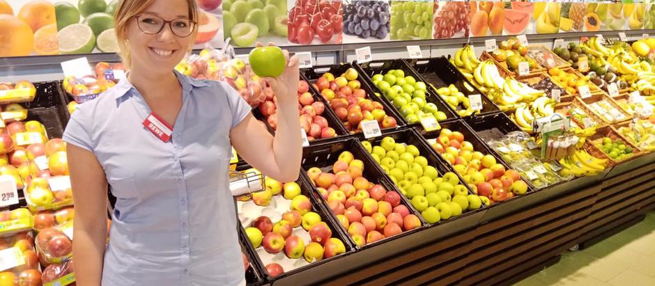 Ernährungsbotschafter im Supermarkt -   Wie SmartFoodFacts die Ernährungsberatung revolutioniert