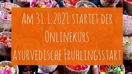 Online Kurs Ernährung, Ayurveda, Abnehmkurs online