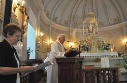 Le Père Desbiens, OMI, jubilaire