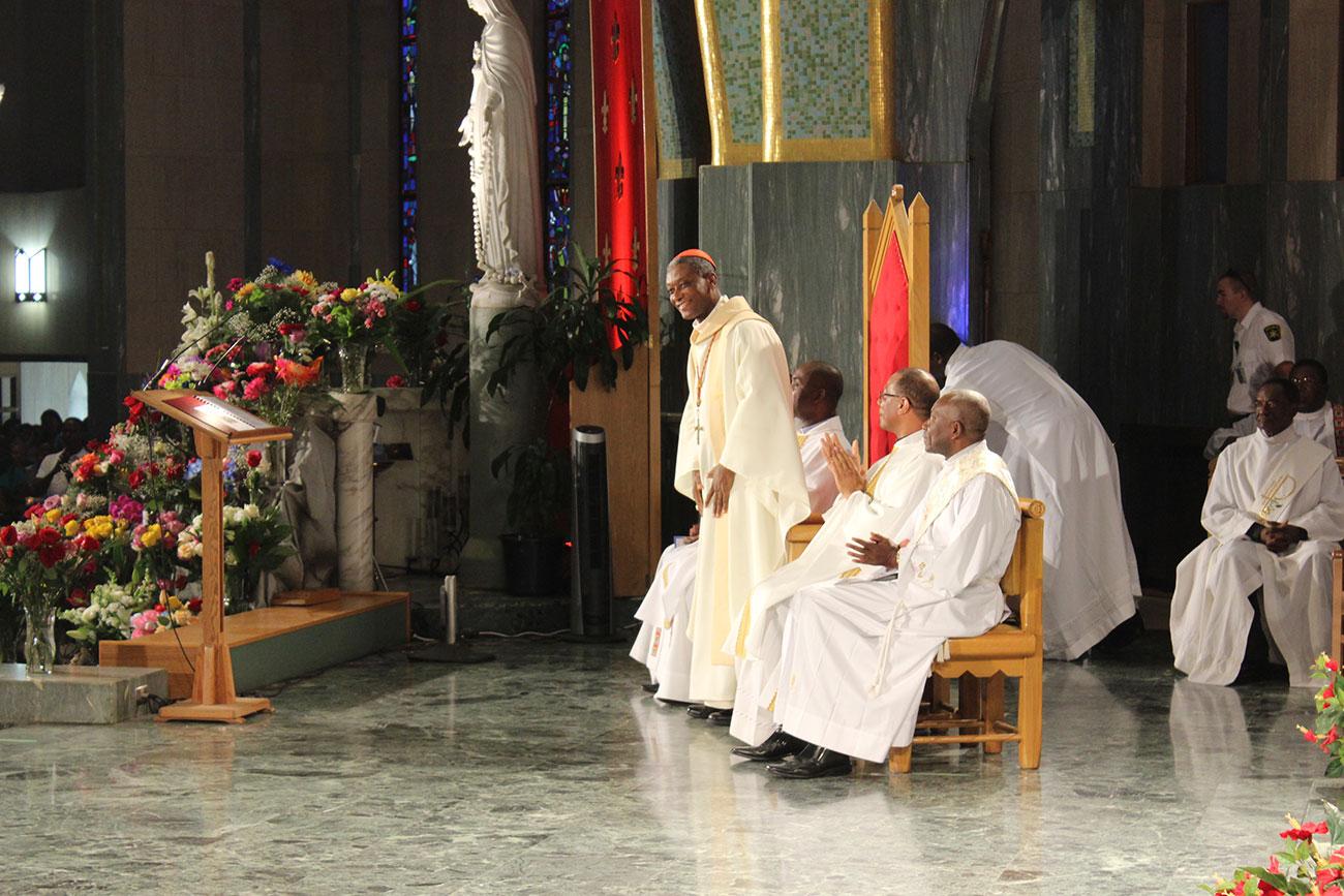 Cardinal Langlois