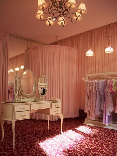 inspiration: Fantasy bedroom & Boudoir