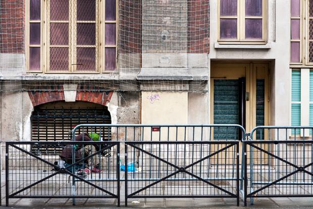 Personal prison, Paris, France